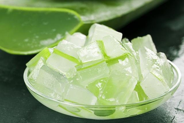 Tác dụng của gel nha đam